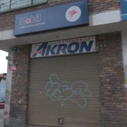 Lubricantes Akron en Bogotá