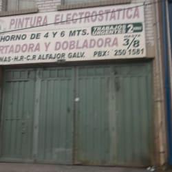 Cortadora y dobladora en Bogotá