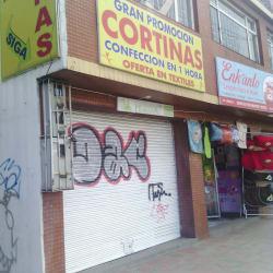 Cortinas Habana en Bogotá