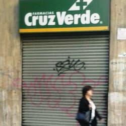 Farmacias Cruz Verde - Ahumada / Alameda en Santiago
