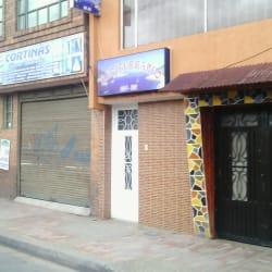 Mediterraneo Cafe Bar en Bogotá