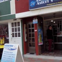 Lavaseco Astori's en Bogotá