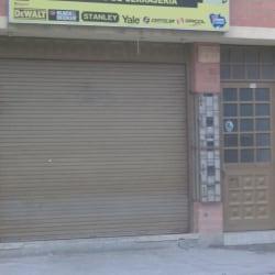 Construfer M.G en Bogotá
