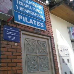 Consultorio de Terapia Fisica Pilates en Bogotá