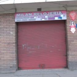 Milan relojería en Bogotá