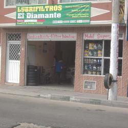 Lubrifiltros El Diamante en Bogotá