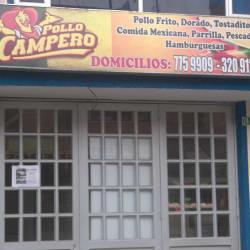 Pollo Campero en Bogotá