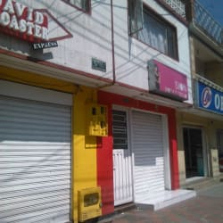 David Broaster Express en Bogotá