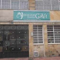Decorazione Italiana Gavi en Bogotá