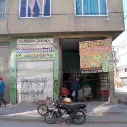 Deposito de Papa El Cosechero en Bogotá