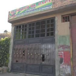 Deposito de papa El Exito en Bogotá