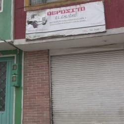 Deposito El Caliche en Bogotá