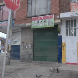 Montallantas Carrera 28 en Bogotá