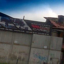 Montagargas en Bogotá