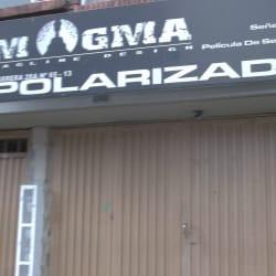 Mogma polarizado en Bogotá