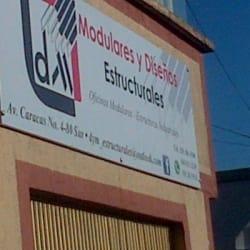 Modulares y diseños estructurales en Bogotá