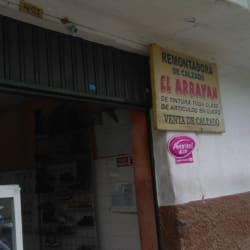 Remontadora de Calzado El Arrayan en Bogotá
