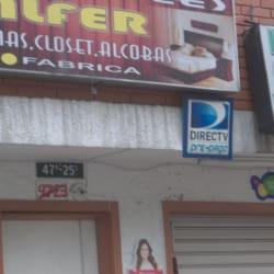 Muebles alfer en Bogotá