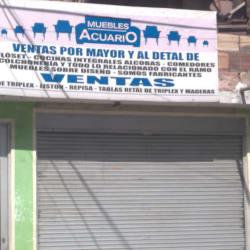 Muebles acuario  en Bogotá