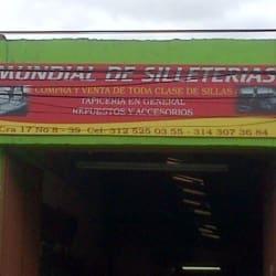 Mundial de silleterias en Bogotá