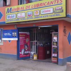 Mundial de Lubricantes Funza en Bogotá
