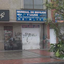 Mundial de espejos y lujos en Bogotá