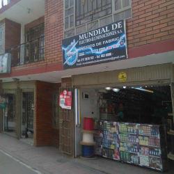 Mundial de Electroiluminaciones NA en Bogotá