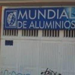 Mundial de Aluminios Calle 15  en Bogotá
