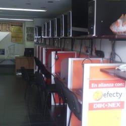Dimonex - Efecty en Bogotá