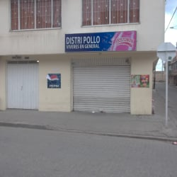 Distri Pollo Calle 65 en Bogotá