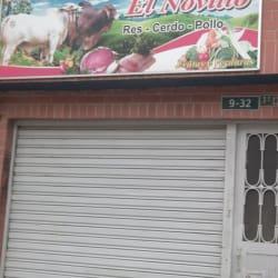 Distribuidora de Carnes y Supermercado El Novillo en Bogotá