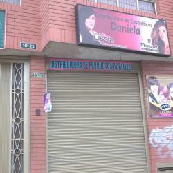Distribuidora de Cosméticos Daniela en Bogotá