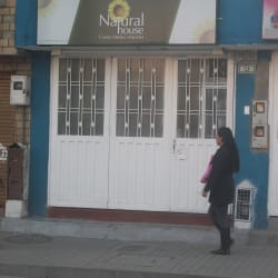 Natural house en Bogotá