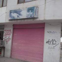 D´Marjhon en Bogotá