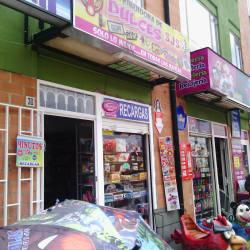 Distribuidora de Dulces SJS en Bogotá