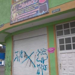 Distribuidora Sharo´s en Bogotá