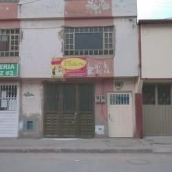 Distripollo El Pollito Pio en Bogotá