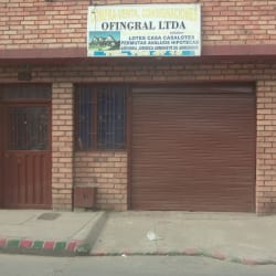 Ofingral ltda en Bogotá
