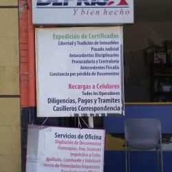 Oficina Aliada Sin - Deprisa en Bogotá