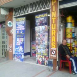Fotocopias Películas  en Bogotá