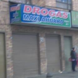 Drogas Maxi Ahorro en Bogotá