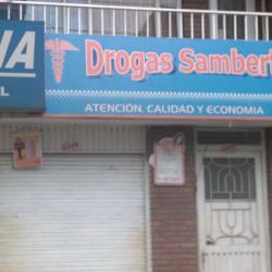 Drigas Sambert 3 en Bogotá