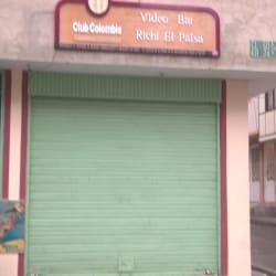 Video Bar Richi El Paisa en Bogotá