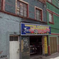 Vidrios Eléctricos y Cerrajería en Bogotá