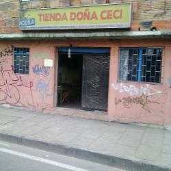 Tienda Doña Ceci en Bogotá