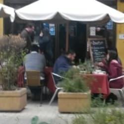 Boccatta Café en Santiago