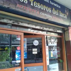 Restaurant Los Tesoros del Inca - San Antonio en Santiago