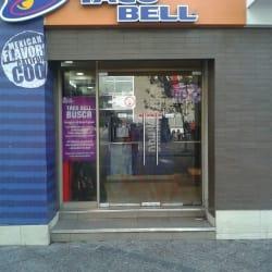 Taco Bell - Pío Nono en Santiago