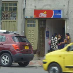 Paga todo Calle 72 con 57A en Bogotá
