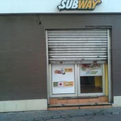 Subway - Pío Nono en Santiago